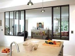 separation chambre salon sacparation cuisine amacricaine separation salon chambre idee de
