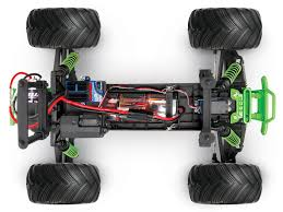rc grave digger monster truck for sale amazon com traxxas rtr 1 10 monster jam grave digger with 7 cell