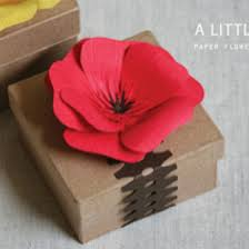 How To Make Easy Paper Flowers For Cards - 107 best paper flowers images on pinterest make paper paper