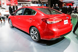 2017 kia forte updated with new base engine revised looks