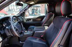 Ford F150 Truck Seats - 2014 ford f 150 tremor spotted in the wild motor review
