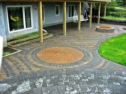 beautiful concrete sidewalk design ideas contemporary amazing