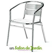 chaises salon de jardin chaise de salon de jardin chaise jardin aluminium un salon de jardin