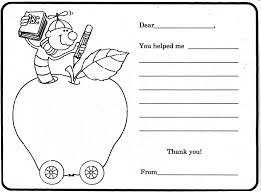 thank you cards coloring pages new creativemove me