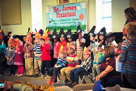 100 preschool thanksgiving program the intercom esc of