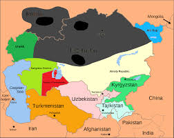 Map Of Central Asia Image Dd62 Central Asia Political Map 2012 Png Implausable