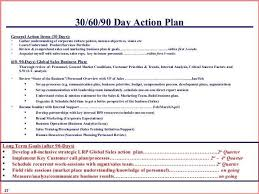 30 60 90 day business plan template business template