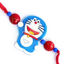 buy rakhi online doraemon wearable rakhi for kids buy online kids rakhi