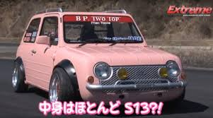 hoonigan nissan don u0027t call this sr20det swapped nissan pao cute it u0027ll mess you up