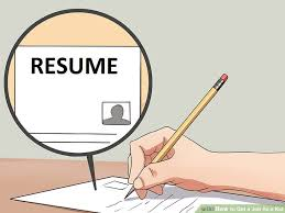 where to get a professional resume done how to get a job as a kid with pictures wikihow
