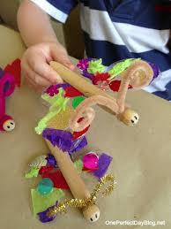 Butterfly Crafts For Kids To Make - this easy butterfly craft for kids is fun and quick to put