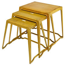 schwartz table 42 best nesting tables images on chairs architecture