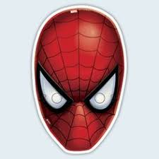 spiderman mask superheroes free theme teaching bulletin boards