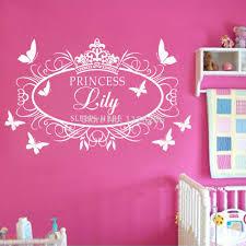 autocollant chambre fille stickers chambre fille princesse stickoo