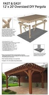 build a garden gateway pergola http canadianhomeworkshop com