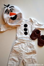 Olaf Costume Family Ever After Easy Olaf Costume
