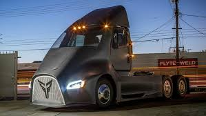 startup thor trucks drops the hammer on tesla with wild looking