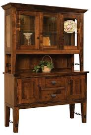 solid oak china cabinet solid wood china cabinets amish furniture showcase