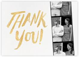 Wedding Thank You Wedding Thank You Notes Online At Paperless Post