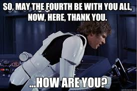 Star Wars Day Meme - star wars day 2017 may the fourth be with you memes investorplace