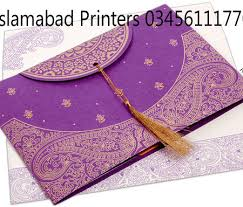 Pakistani Wedding Cards Design Wedding Cards Shop In Islamabad U2013 Islamabad Printers Best