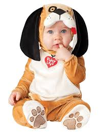 Halloween Costumes Infants 0 3 Months Amazon Incharacter Baby Puppy Love Costume Clothing