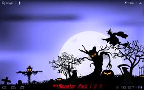 wallpaper halloween 37 wujinshike com
