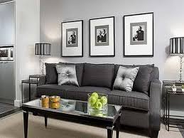 gray living room pictures