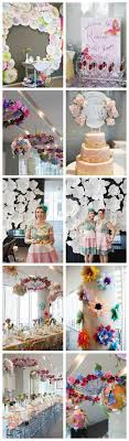high tea kitchen tea ideas beautiful floral high tea bridal shower
