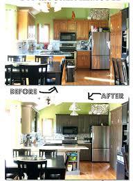repeindre une cuisine en chene vernis repeindre une cuisine cuisine repeindre une cuisine rustique en