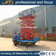 scissor lift price u2013 scissor lift