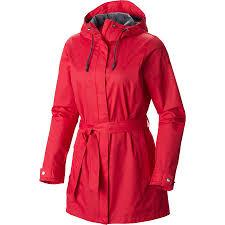 bike raincoat columbia pardon my trench rain jacket women u0027s backcountry com
