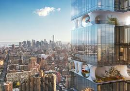 manhattan tower raises the bar for luxury urban living with sky