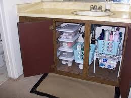 bathroom under sink storage ideas interior design