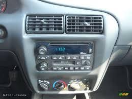 1998 Chevy Cavalier Interior Pontiac Sunfire Convertible Image 224