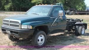 1997 dodge ram 3500 diesel for sale 1997 dodge ram 3500 hook truck item c2741 sold thursday
