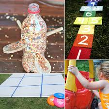 backyard activities to do and make with kids this summer