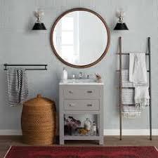 Modern Bathroom Vanity Cabinets - modern bathroom vanities u0026 cabinets allmodern