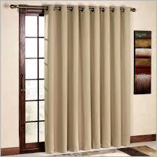 Door Curtains Sliding Glass Doors Curtains In Standard Door Curtain Size Home