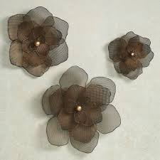 amazing design metal flower wall art excellent ideas floral metal remarkable ideas metal flower wall art enjoyable design asataire flower blossom metal wall art set