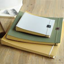 Large Leather Photo Album Undercover Recycled Leather Jumbo Photo Album Photo