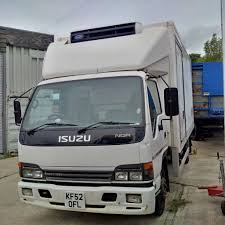 isuzu nqr 70 5 2 carrier xarios 500 7 5 ton fridge freezer box