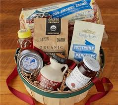 Breakfast Gift Baskets North Country Breakfast