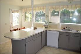 Painted Kitchen Cabinets Before After Painted Kitchen Cabinet Ideas Before And After Paint Kitchen