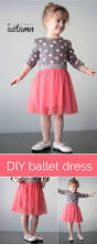 Little Girls Clothing Stores The Ballet Dress A Simple Girls Sewing Tutorial Tulle Skirts