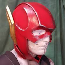 flash justice league foam helmet templates from xiengprod on etsy