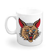 Fox Mug by White U0027lindauer Fox U0027 Mug U2013 Few And Far Collective