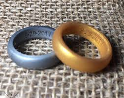 qalo wedding bands qalo ring etsy