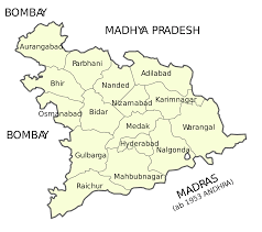 Hyderabad Map File Hyderabad District Map 1951 Svg Wikimedia Commons