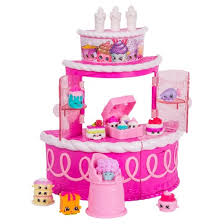Shopkins Join The Party Playset Birthday Cake Surprise Target